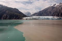 Not Blurred Lines (acheron0) Tags: alaska glacier glacierbay ice margerieglacier mountains nationalpark snow