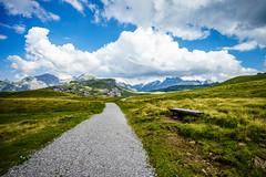 Sound of Silence (Mathias Heller) Tags: mountains alps swiss switzerland nature melchseefrutt zeiss sony variotessar16354za landscape sky cloud clouds blue green
