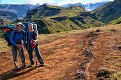 Laudmannalaugar-Skogar, Iceland, 2016 (Blair Hilts) Tags: landmannalaugar skogar iceland hiking