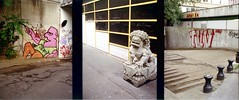 img-sam-117 (Roger Nuuk) Tags: analog 75013 paris yashicasamurai film triptyque print halframe