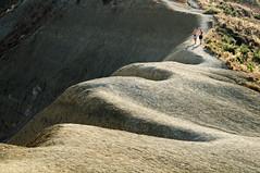 Young men on nejna Bay clay cliffs - Marr - Malta (PascalBo) Tags: nikon d300 malta malte europe nejnabay gnejnabay marr mgarr landscape paysage people man outdoor outdoors pascalboegli