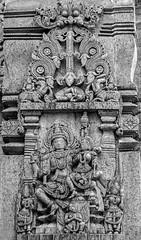 4 (Arvind Balaraman) Tags: belur architecture karanataka vijayanagara ingdom hoysala sculpture shinduism vishnu kural valluvar tamil