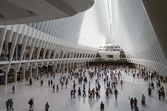 The Oculus Side (Wallace Flores) Tags: d4s nikon newyorkstate newyorkcity lowermanhattan worldtradecenter theoculus oculus