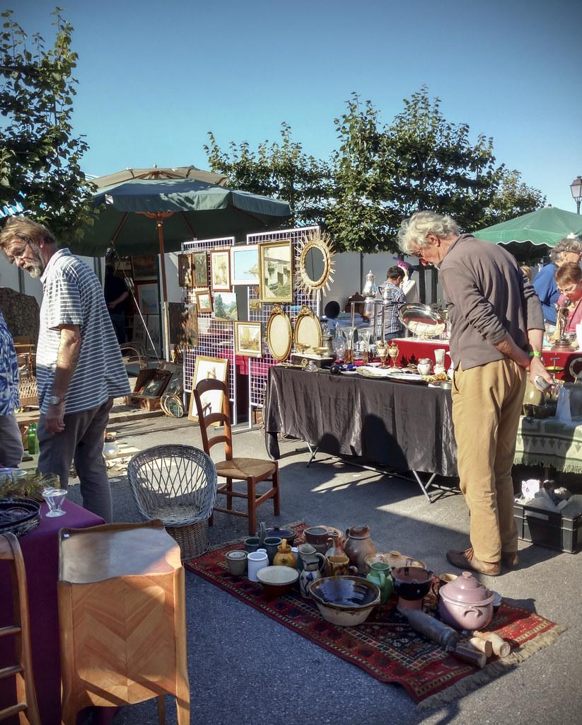 Agréable Brocante En Basse Normandie #6: Bellême Brocante Market (Kotomi_) Tags: Belleme Normandie Normandy Brocante  Antiques Market Fair