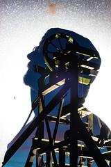 Change Gear.  239-366 (FadeToBlackLP) Tags: longexposure longexposurephotography doubleexposure magpiemine canon samyang skyray silhouette