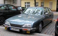 Citroen CX  2400 Pallas (larssimon) Tags: oldtimer schneberg berlin kantensteinlegenden citroencx2400pallas