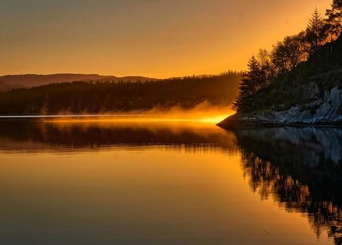 September morning, Norway