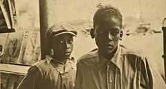 African-American boys at a store in Memphis - 1936 (SSAVE w/ over 6 MILLION views THX) Tags: greatdepression 1936 memphis africanamerican boys