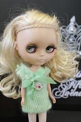 "Blythe Fifth Avenue ""Princess Charming Dresses ~  ""I LOVE BLYTHE"" (map charms) series"