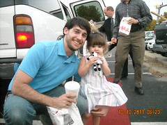Chick-Fil-A Daddy-Daughter Date Night