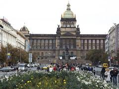 National museum - Czech republic, Prague (NikiHira) Tags: museum europe republic czech prague praha national náměstí václavské muzem