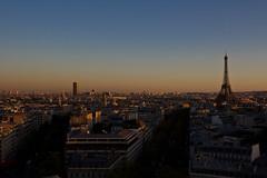 IMG_1210 (Amilcare Berti) Tags: city sunset paris landscape town tramonto torre tour eiffel montparnasse paesaggio citt parigi removedfromstrobistpool nooffcameraflash seerule1