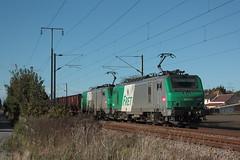 BB 37020 + BB 27178M / Cappelle-la-Grande