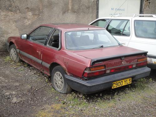 Honda Prelude Mk2