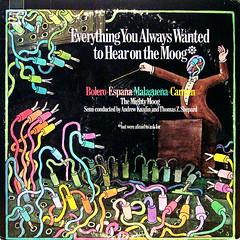 Everything You Always Wanted to Hear on the Moog* (epiclectic) Tags: music art vintage album vinyl retro collection cover lp record electronica electronic sleeve 1973 moog epiclectic specialproduct andrewkazdin