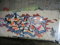 TEKN (Same $hit Different Day) Tags: graffiti bay north asg tekn