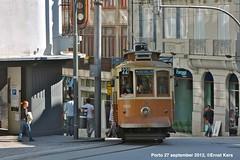 Praça D.Filipa de Lencastre (ernstkers) Tags: 220 porto portugal stcp stcp220 streetcar tram tramvia tranvia trolley eléctrico strasenbahn bonde spårvagn