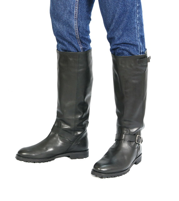 man men leather boots uomo biker manner bikers bottes botas herren cuir stiefel bikerstyle runnerbull madeinitalya