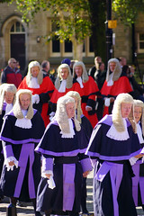 Procession of Judges (Chris McLoughlin) Tags: york judge northyorkshire englanduk chrismcloughlin sonya77 slta77
