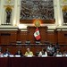 UN Women Executive Director Michelle Bachelet visits Peru's Congress to meet with women leaders from various political parties. Photo credit: UN Women/Anibal Solimano