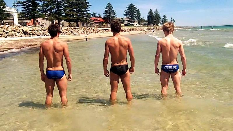 Naked big butt brazilians