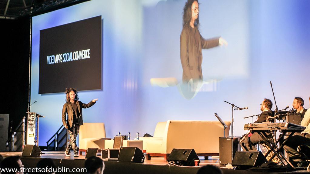 AOL's Digital Prophet David Shing - Web Summit 2012 (Dublin)