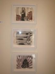 Prints (2006) by Natalie Couch (Fresh Gallery Otara) Tags: visualart artsale otara southauckland pacificart nataliecouch