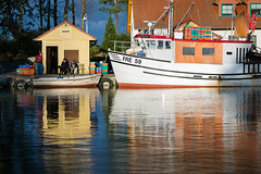 Freest Hafen (Dirk P.) Tags: leica usedom m9