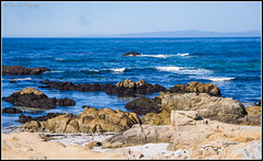 """Pacific Ocean @ 17 Mile Drive • <a style=""""font-size:0.8em;"""" href=""""http://www.flickr.com/photos/41711332@N00/8103649097/"""" target=""""_blank"""">View on Flickr</a>"""