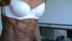 vlcsnap-2012-10-07-19h14m13s189 (Jonathan Mangold) Tags: muscular bodybuilding veins biceps abs flexing gilf veiny muscularwoman