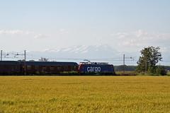 Autoslaap vs Alpi...... (Maurizio Zanella) Tags: italia trains railways sr aw pavia ferrovie teni autoslaaptrein eetc sartiranalomellina arenaways e4740023