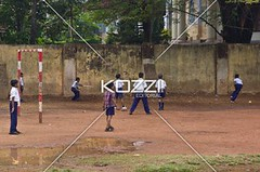 Children Playing (peoplehana2012) Tags: boy india playing male sports children fun student indian case class ethnic cochin kochi schooluniform groups southindia teamwork schoolboy kochin inuniform keralastate