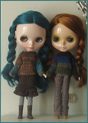 Emmaline and Puddle