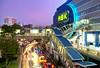 MBK Bangkok (violinconcertono3) Tags: longexposure urban speed thailand landscapes asia flickr dusk bangkok fineart cityscapes shoppingmall mbk bluehour fineartphotography manic davidhenderson fineartphotographer londonphotographer 19sixty3 19sixty3com