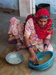 Gujarat : Nirona, Gujarat : Nirona, Copper Coated Metal Bells #7 (foto_morgana) Tags: india bells asia tribal ethnic handicrafts gujarat meghwal nirona metalbells kachchhdistrict coppercoatedbells