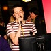 Hull University Kareoke - 18th September 2012 - Pat Gleeson (1)