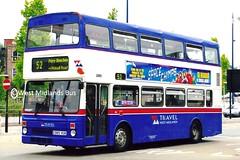 2985 (PB) E985 VUK (WMT2944) Tags: travel west vuk midlands metrobus mcw 2985 mk2a e985