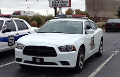 Indiana State Police Car (SpeedyJR) Tags: police indiana policecar emergency emergencyvehicles chestertonindiana indianastatepolice speedyjr