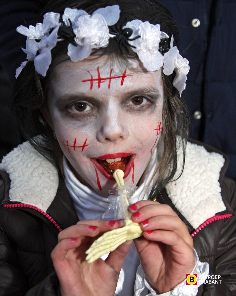 Halloween Zombie Schmink.The World S Best Photos Of Halloween And Schmink Flickr