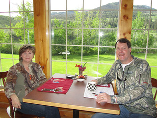 Montana Luxury Fly Fishing Lodge - Yellowstone 22