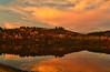Twilight at the Bend (Jeff Clow) Tags: autumn vacation holiday fall tourism evening twilight bravo dusk getaway grandtetonnationalpark oxbowbend jacksonholewyoming cattlemansbridge tpslandscape tpsnature