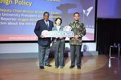 Being Diplomatic: Understanding the U.S. Presidential Debate on Foreign Policy (@america) Tags: america us being presidential foreign understanding debate policy diplomatic anies baswedan atamerica