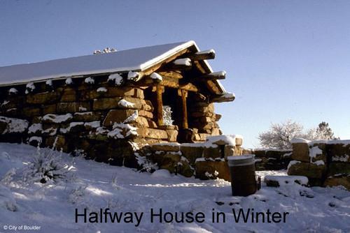 Photo - Halfway House in Winter
