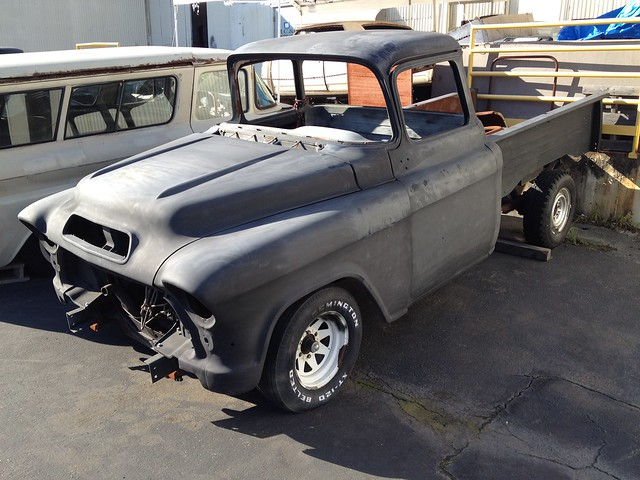 for sale pickup 1957 gmc