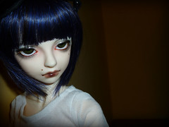 .:: Tate Gabriel Langdon ::. (Bunraku Doll) Tags: boy cute gabriel doll tate ns rigel junior bjd  custom dollfie superdollfie luts delf sd10 puppe mueca jdf langdon     normalskin blackbluehair juniordelf bunrakudoll juniordelfrigel bunrakudollfaceup