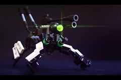Drone Design 2 (riderxdesign) Tags: robot lego bricks malaysia vehicle atv mecha droid drone