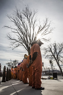 Witness Against Torture: Detainees in the Trees