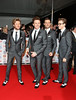 The National Television Awards (NTA's) 2013 held at the O2 arena - Arrivals Featuring: McFly