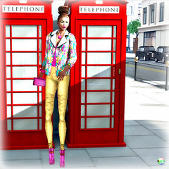 City Girl (Leezah Kaddour) Tags: models sl secondlife contests modelsearch stylings mixandmatch loovusdzevavor