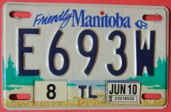 MANITOBA 2010 ---TRAILER LICENSE PLATE (woody1778a) Tags: world auto canada cars car sign vintage edmonton photos tag woody plate tags manitoba licenseplate collection number photographs license plates trailer foreign numberplate licenseplates 2010 numberplates licenses cartag carplate carplates autotags cartags autotag foreigns pl8s worldplates worldplate foreignplates platetag